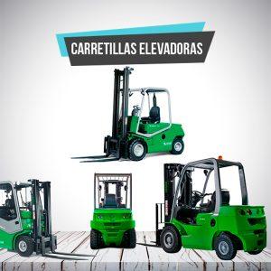 Carretilla Contrapesada